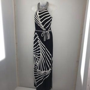 BCBG MaxAzria Karsen Long Maxi Dress